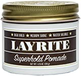 Layrite Superhold Pomade, 120 g
