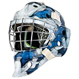 Bauer NME4 Goalie Maske Motive Senior, Farbe:Wall Blue
