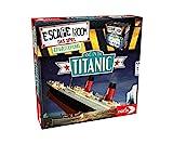 Noris 606101868 - Escape Room Erweiterung Panic on the Titanic - Familien und Gesellschaftsspiel für Erwachsene - Nur mit dem Chrono Decoder spielbar - ab 16 Jahren