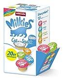 animonda Milkies Selection, Katzenmilch portioniert, 20 Cups à 15 g