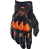 Fox Herren Handschuhe Bomber, Black/Orange, S, MTB15S-03009-016