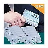 10 PCS Tragbarer Organizer für den Außenbereich, Mit staubdichtem, Feuchtigkeitsbeständigem Design für Geldbörse und Taschen Einfach zu bedienen und zu tragen