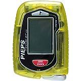 PIEPS Micro Bt Button Unisex LVs-Gerät gelb