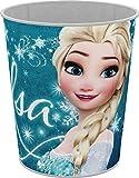 Star Licensing 40239 Disney Frozen Die Eiskönigin Papierkorb Mülleimer, mehrfarbig, 23.5x 23.5x 24cm