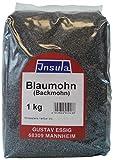 Insula Blaumohn 1 kg, 1er Pack (1 x 1 kg)