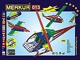 Merkur - Metallbaukasten - Hubschrauber-Konstruktionsset