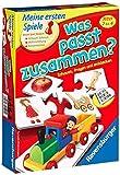 Ravensburger Kinderspiele 21402 - Was passt zusammen?