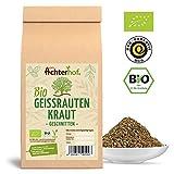 Geißrautentee BIO | 100g | 100% Geißrautenkraut ohne Zusätze | Geißraute Tee lose | vom Achterhof