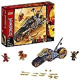 LEGO Ninjago 70672 Cole's Dirt Bike (212 Teile)