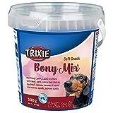 Trixie 31496 Soft Snack Bony Mix, 500 g