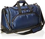 AmazonBasics - Sporttasche, Größe M, Marineblau
