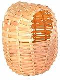 Trixie 5600 Exotennest, Bambus, 9 × 10 cm