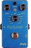 Gitarren Effektpedal, Multieffektpedal, Multi Mode Effektpedal, E-Gitarren Effektgerät (Modulation), Blau