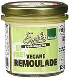 Emils Bio Vegane Remoulade, glutenfrei, 6er Pack (6 x 125 g)