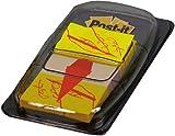 Post-it® 680-31 Index 12er Pack, Unterschrift-Symbol (25,4 x 43,2 mm) gelb