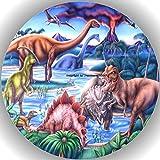 Premium Esspapier Tortenaufleger Dinosaurier T16