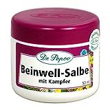 Beinwell Salbe mit Kampfer Natur Originalkräutersalben des Dr. Popov 50ml