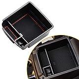 Armlehnen Aufbewahrungsbox Für VW Tiguan L 2010-2017 Tharu 2019(NO FIT Tiguan L 330TSI) Interieur Aufbewahrungskiste Mittelkonsole Veranstalter Auto Armlehne Box Accessories