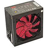 HKC® V-POWER 550 Watt ATX PC-Netzteil, Schutzschaltkreise: OPP, OCP, OVP, SCP, 20+4pin Stromversorgung, PFC, leise, 120mm FAN (V-550)