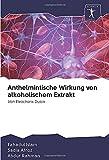 Anthelmintische Wirkung von alkoholischem Extrakt: Von Eleocharis Dulcis
