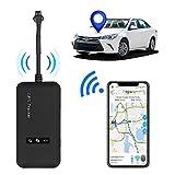 Likorlove Auto GPS Tracker, Fahrzeug Tracker Echtzeit GPS/GPRS/GSM Monitoring System GPS Locator, Anti Verloren GPS Ortungsgerät für Autos Motorrad LKW Tracker mit Kostenlos APP für Smartphone