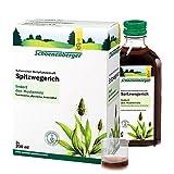 Schoenenberger Spitzwegerich, Naturreiner Heilpflanzensaft – zur Linderung von Husten - freiverkäufliches Arzneimittel, 600 ml