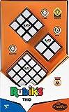 ThinkFun 76422 Gift Set: Trio, das perfekte Geschenkset Fan enthält Master 4x4, den original Zauberwürfel 3x3 und den Rubik's Mini 2x2
