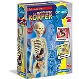 Der menschliche Körper - Anatomiemodell - Galileo - viel Zubehör - ab 8 Jahre - Körpermodell - Biologie - DNA-Modell - Organmodell - 3D-Modell - Experimentierkasten - Experimetieren - Kinder - Medizin