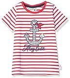 Salt & Pepper Mädchen 03112236 T-Shirt, Rot (Lollipop Red 344), 116 (Herstellergröße: 116/122)