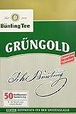 Bünting Tee Grüngold Echter Ostfriesentee 50 x 5 g Beutel (1 x 250 g)