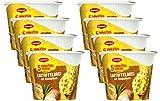Maggi 5 Minuten Terrine Kartoffelbrei mit Steinpilzen, leckeres Fertiggericht, Instant Kartoffel-Püree, herzhafter Kartoffel-Snack, 8er Pack (8 x 43g)