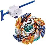 YOUNG TOYS Bey Battling Blades Game B-122 Geist Fafnir.8'.AB Beyblades with Launcher Stater Se