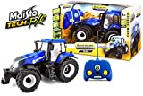 Maisto 582026 - 1:16 R/C Farm Tractor New Holland T8.320
