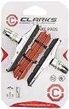 Clarks Bremsen MTB-Hybrid V-Brake Bremsbeläge XTR,CP513 W Pads
