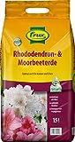 frux ClassicLine Rhododendron- & Moorbeeterde (Comfort), 15 L
