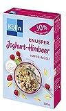 Kölln Müsli Knusper Joghurt Himbeer '30 % weniger Fett', 7er Pack (7 x 500 g)