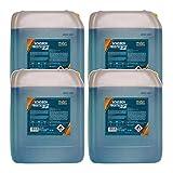 INOX® Arctic Scheibenfrostschutz Konzentrat, 4 x 5L - Auto Frostschutzmittel Scheibenwaschanlage für Scheibenwischwasser bis -35°C