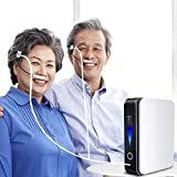 Mini tragbarer Sauerstoffkonzentrator/wiederaufladbare Sauerstoffmaschine 93% hochreine Luftreinigungsmaschine - Heim, Reise, Auto durch häusliche Pflege