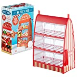 Preis am Stiel Süßigkeitenspender mit 9 Schubladen und Einer Zange   Süßigkeitenautomat   Süßigkeitenbehälter   Geschenkidee   Süßigkeitenspender für Kinder   Automaten