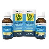 ABOFIT Eukalyptusöl Pflanzliche Erkältungstropfen zum Einreiben, Inhalieren, Einnehmen bei Erkältung 60ml (2 x 30ml)