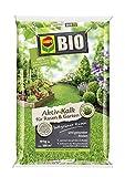 Compo BIO Aktiv-Kalk für Rasen und Garten, Spezialprodukt zur Regulierung des pH-Wertes, 10 kg, 150 m²