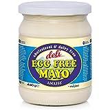 FlavOil Vegane Mayonnaise 430 g | Mayonnaise ohne Ei mit reinem Sonnenblumenöl |Keto-freundlich | Ohne Milchprodukte und Gluten | Voller Geschmack