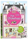 Mein Stickerhaus: Über 400 Sticker | Stickerheft zum Einrichten und Dekorieren ab 4 Jahren (Mein Stickerbuch)