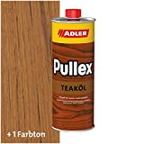 ADLER Pullex Teaköl Holzöl Innen & Außen Farblos 250ml
