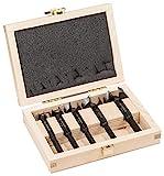Bosch Professional 5tlg. Forstnerbohrer Set (für Holz, Ø 15/20/25/30/35 mm, Länge 90 mm, Zubehör Bohrmaschine)