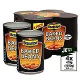Branston Baked Beans in Tomato Sauce 4x 410g