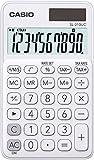 Casio SL-310UC-WE Taschenrechner, 10-stellig, in zehn Farbvarianten