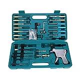 Loboo Idea Lock Pick Gun, Türöffnerschloss Reparatur-Werkzeugkasten für Schlosserwerkzeuge Lock Pick Gun Lockpicking