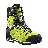 Haix Protector Ultra Schnittschutzstiefel Klasse 2 603108, Farbe:grün/schwarz, Schuhgröße:44.5 (UK 10)