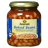 Alnatura Bio Baked Beans, vegan, 6er Pack (6 x 360 g)